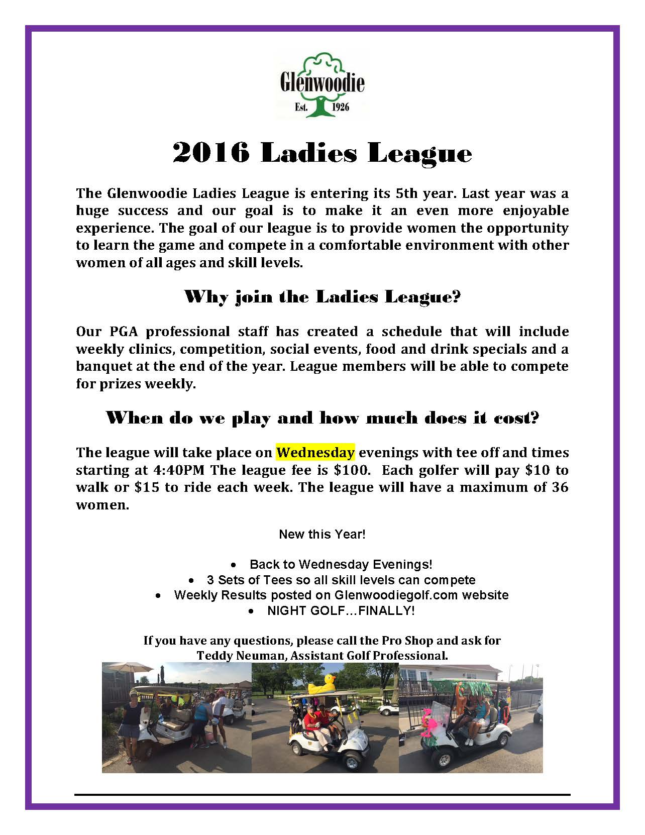 2016 ladies league Flyer_Page_1